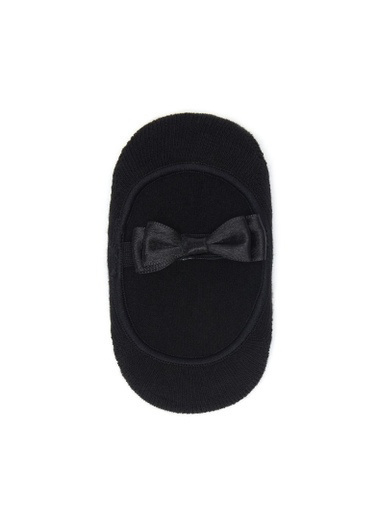 Katia & Bony Lovers Bebek Görünmez Çorap  Siyah
